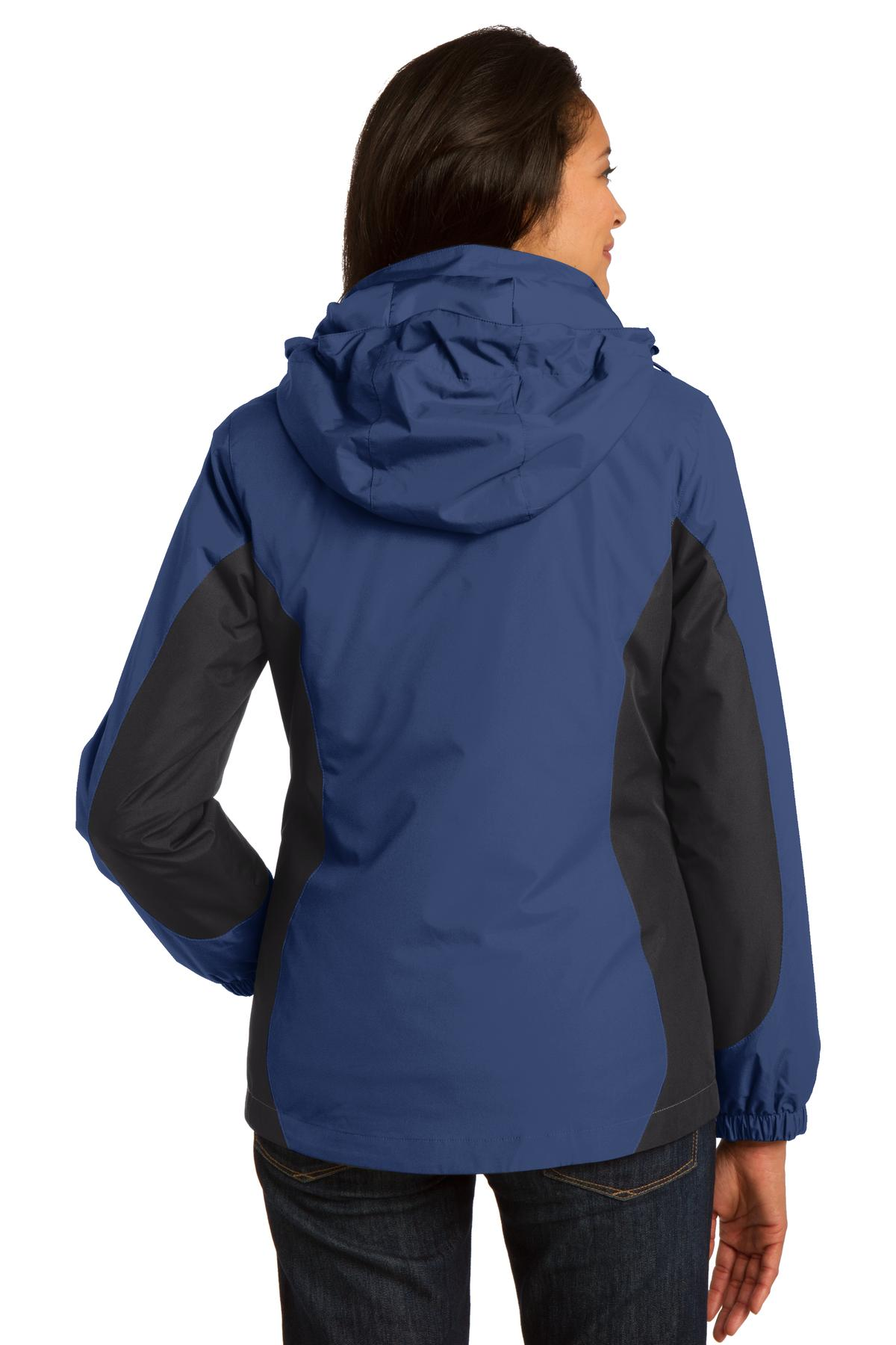 Ladies Colorblock 3-in-1 Jacket - RCL3090