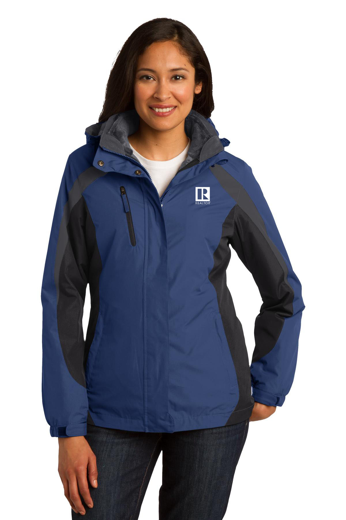 Ladies Colorblock 3-in-1 Jacket