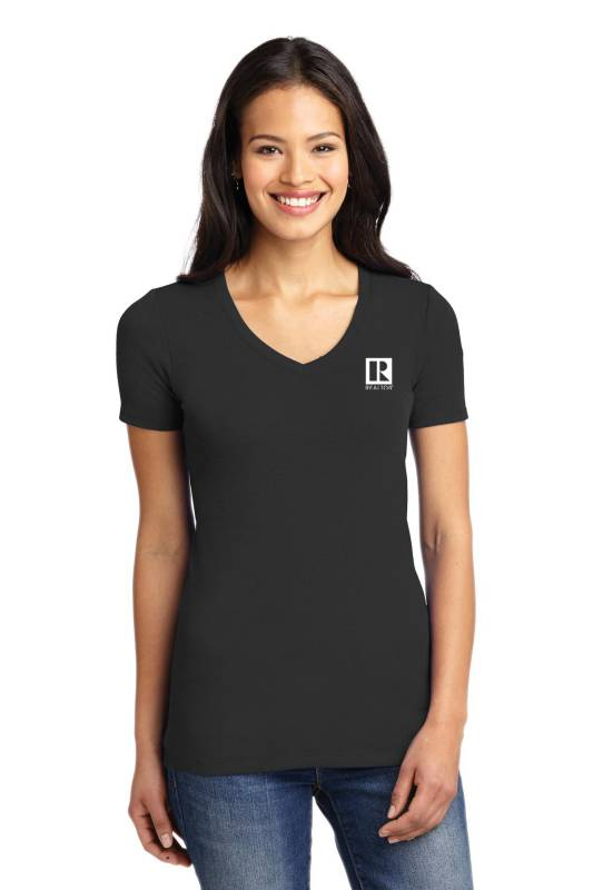 Ladies Concept Stretch V-Neck Tee