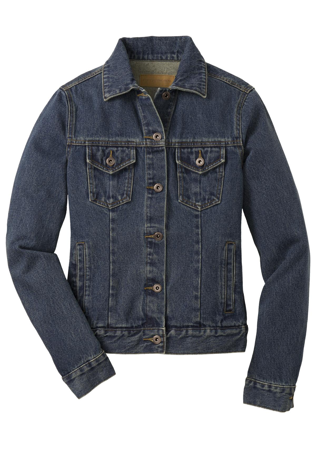 REALTOR® Ladies Denim Jacket (RCL3080)