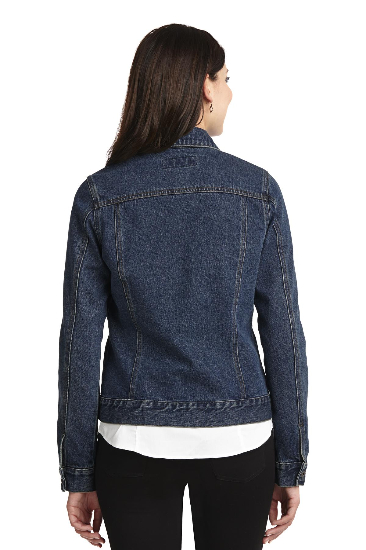 Ladies Denim Jacket - RCL3080