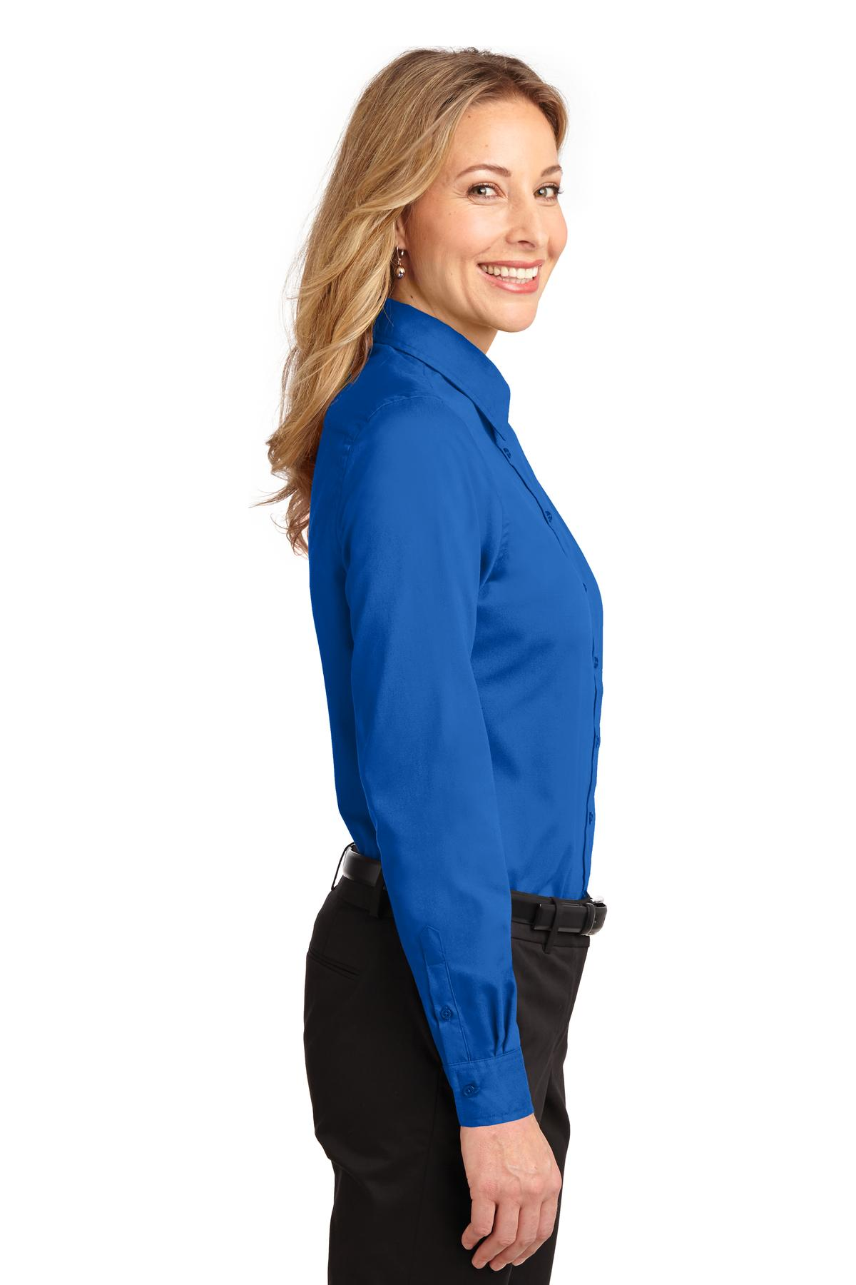 Ladies Long Sleeve Easy Care Shirt - RCL2150