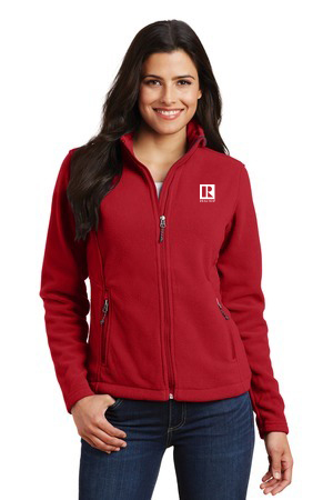 Ladies Midweight Fleece Jacket