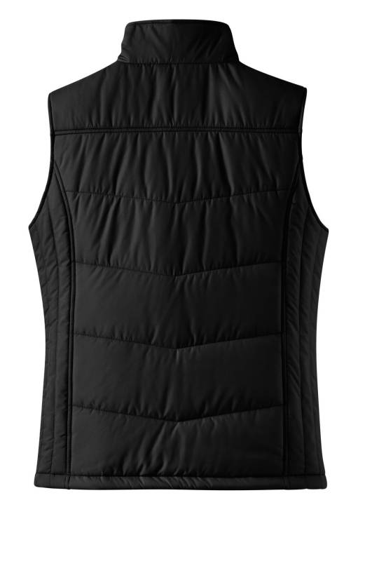 Ladies Puffy Vest - RCL3070