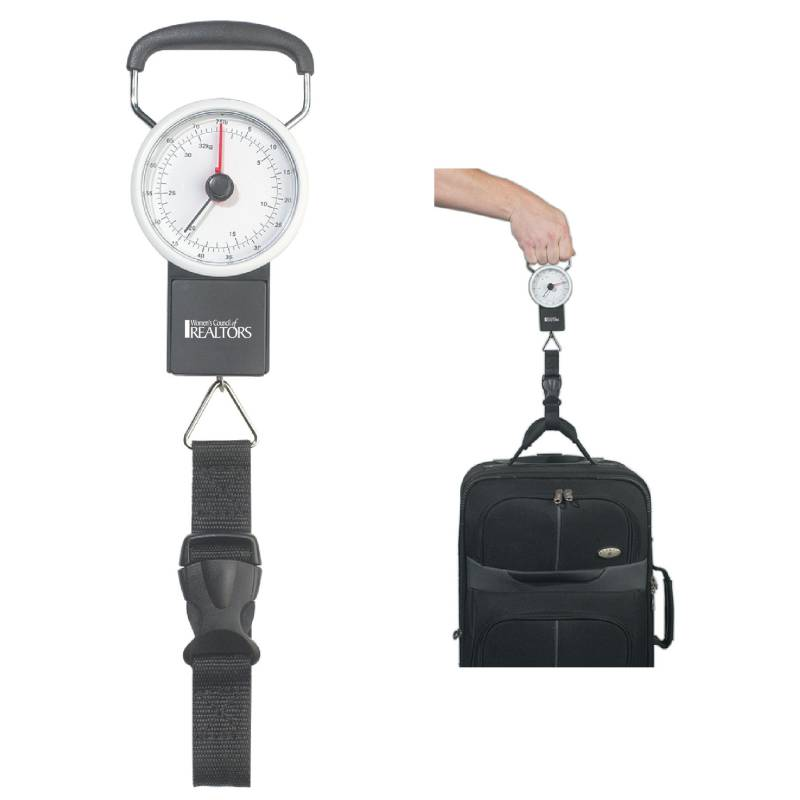 Luggage Scale With Tape Measure - WCR4346