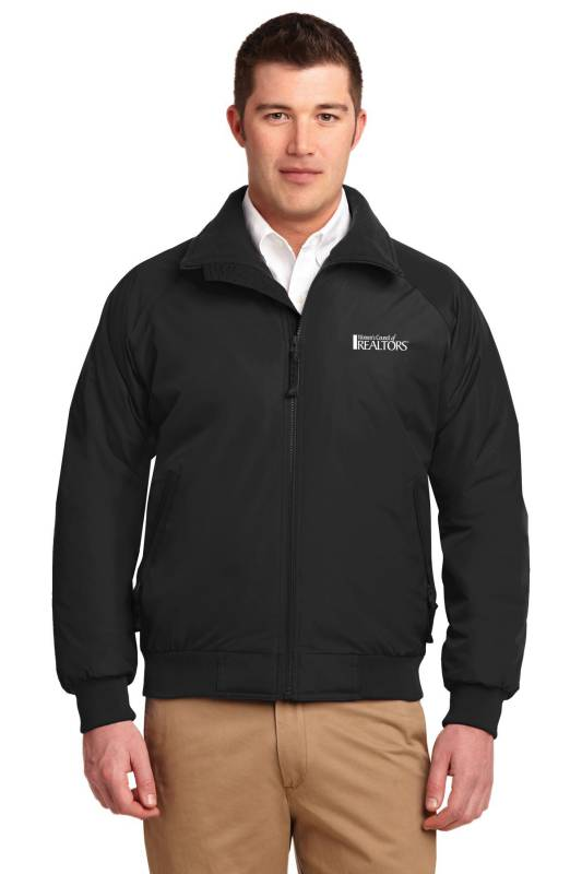 Mens Challenger Water-Repellent Jacket