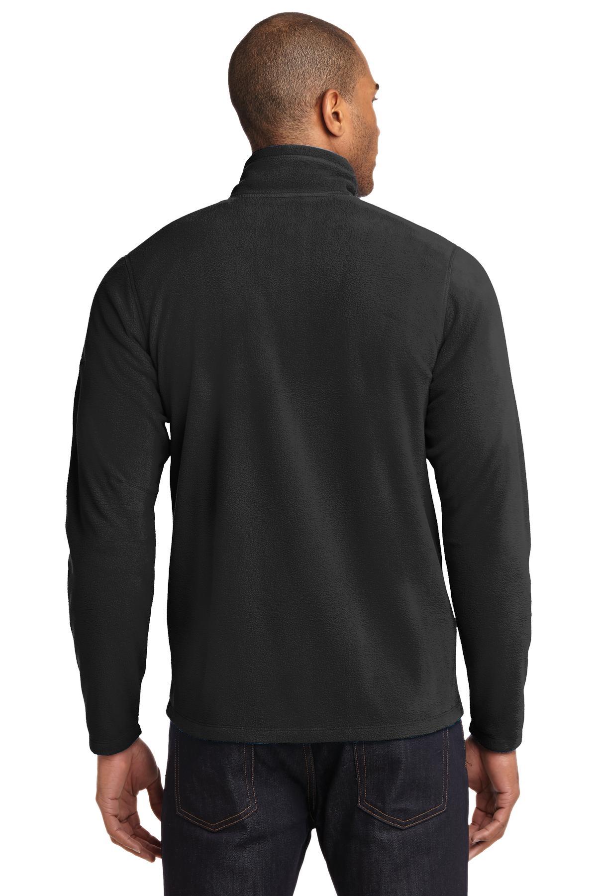Mens Eddie Bauer Full-Zip Microfleece Jacket - RCG2382