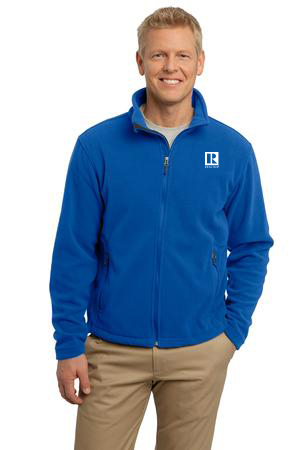 Mens Midweight Fleece Jacket