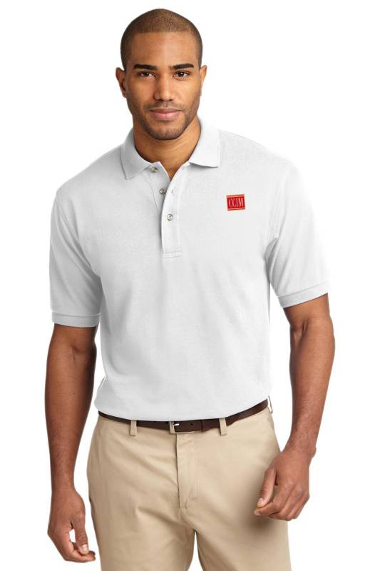 Men's Pique Polo Shirt Golfs, Shirts, Collared, Polos, Plackets