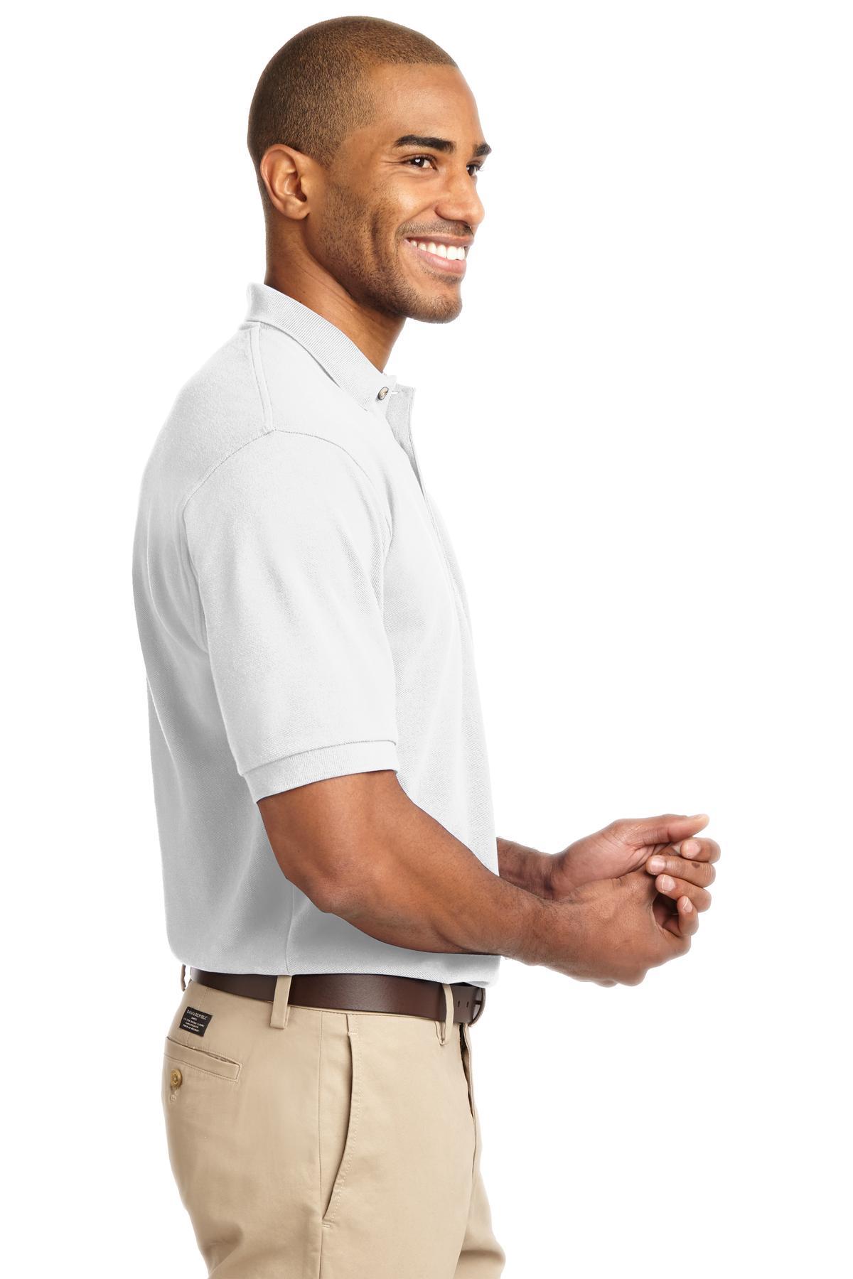 Men's Pique Polo Shirt - WCG1110