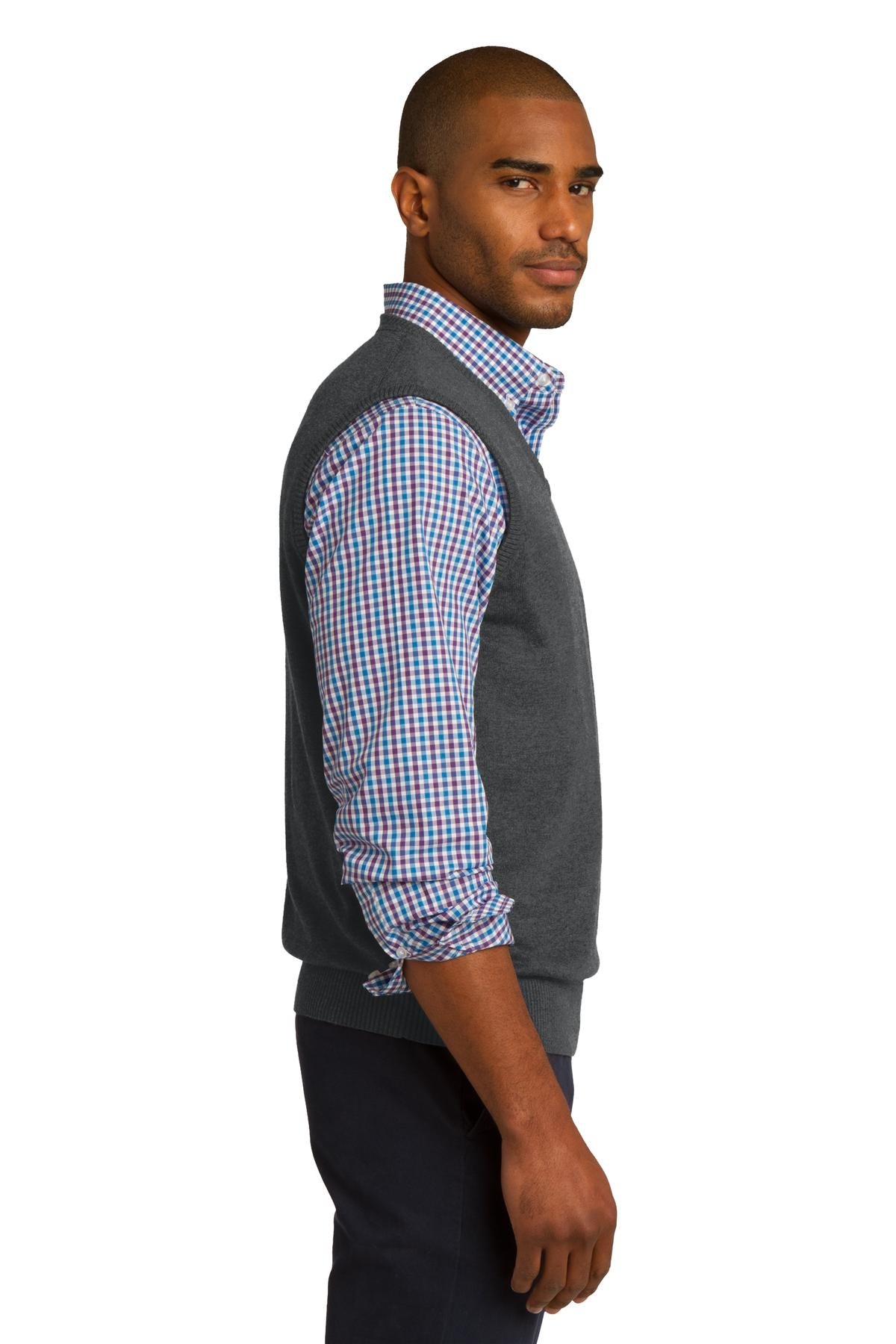 Mens Sweater Vest - RCG1350
