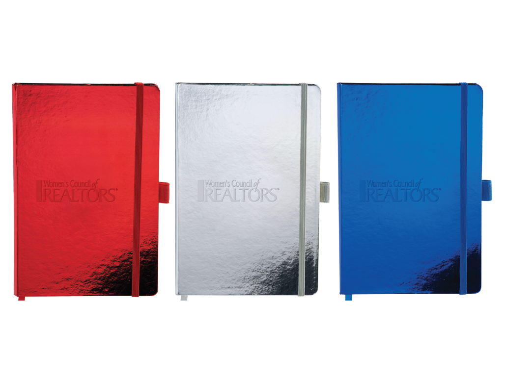 Metallic Flex Bound Journalbook