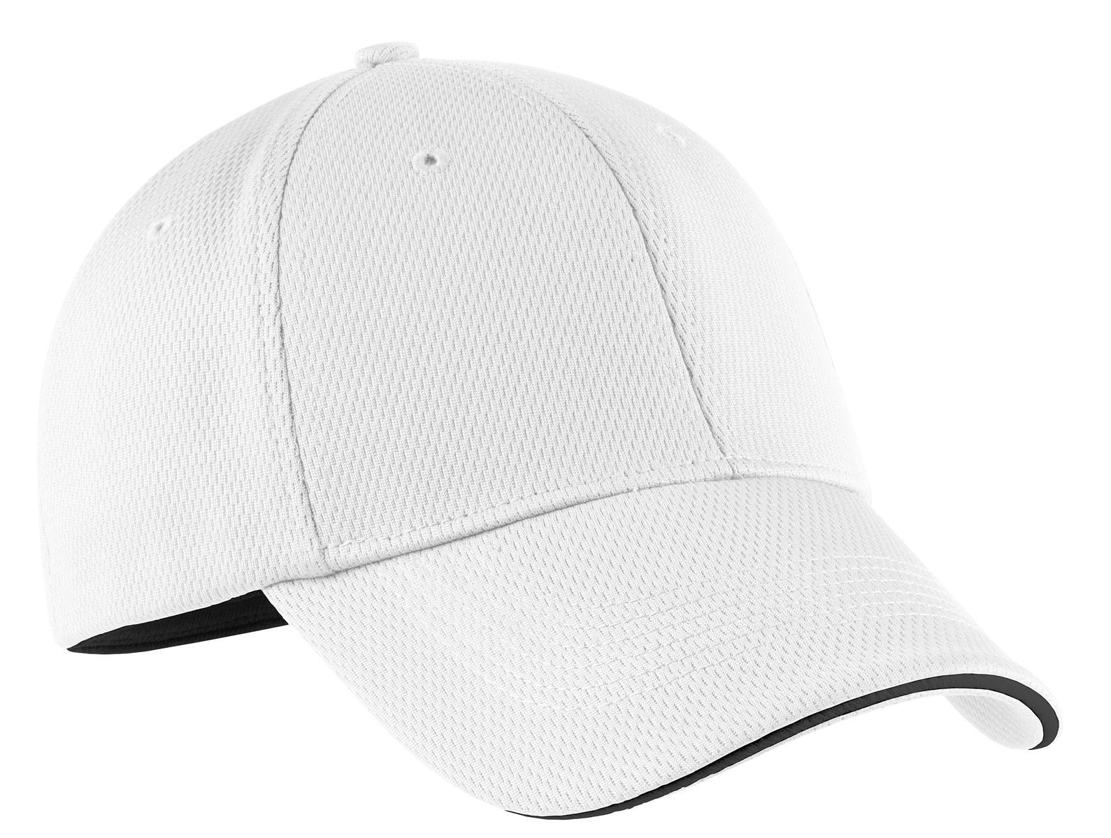 ... Nike Golf - Dri-FIT Mesh Swoosh Flex Sandwich Cap - CCG3210 ... c6dc77e3c21
