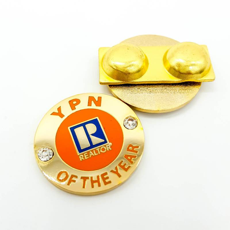 Of-The-Year Pins - RTS3005
