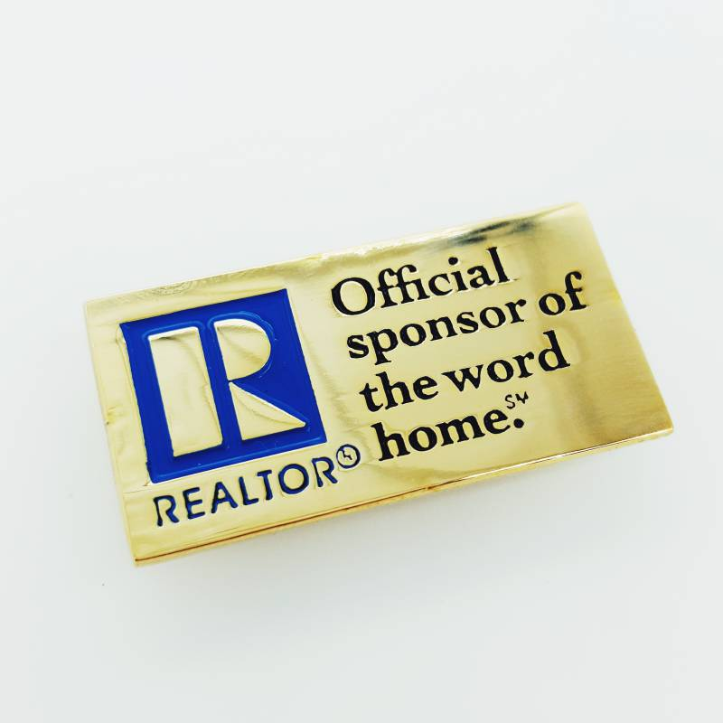 Official Sponsor of the Word Home Pin - RTS4419