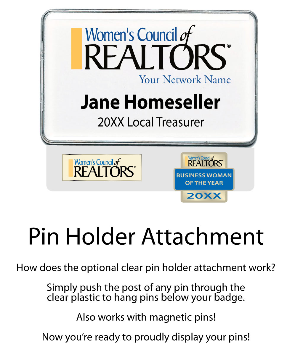Pin Holder Attachment