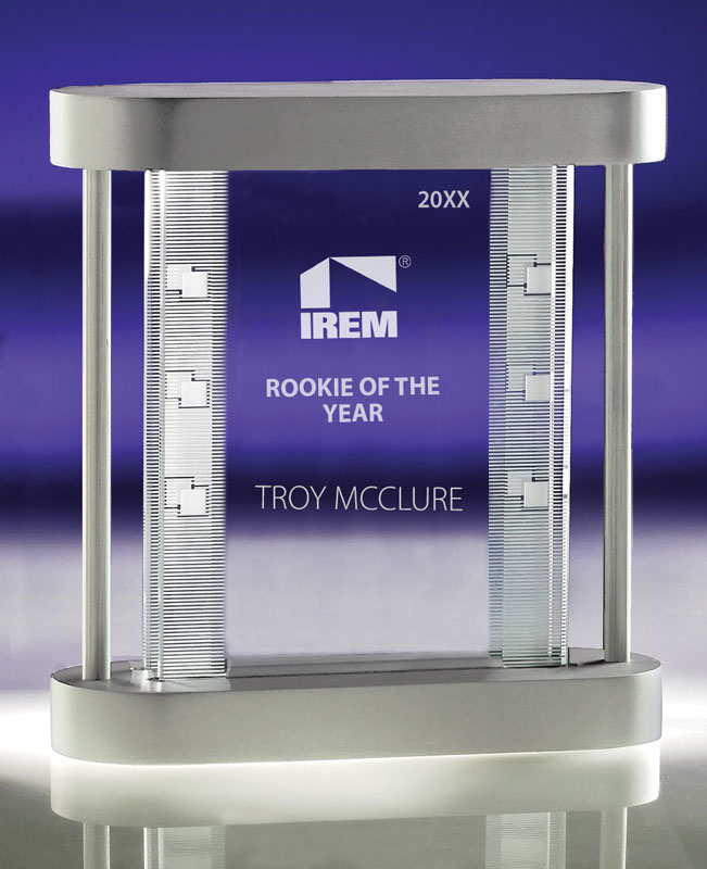 Plaque 3D Award - IREM