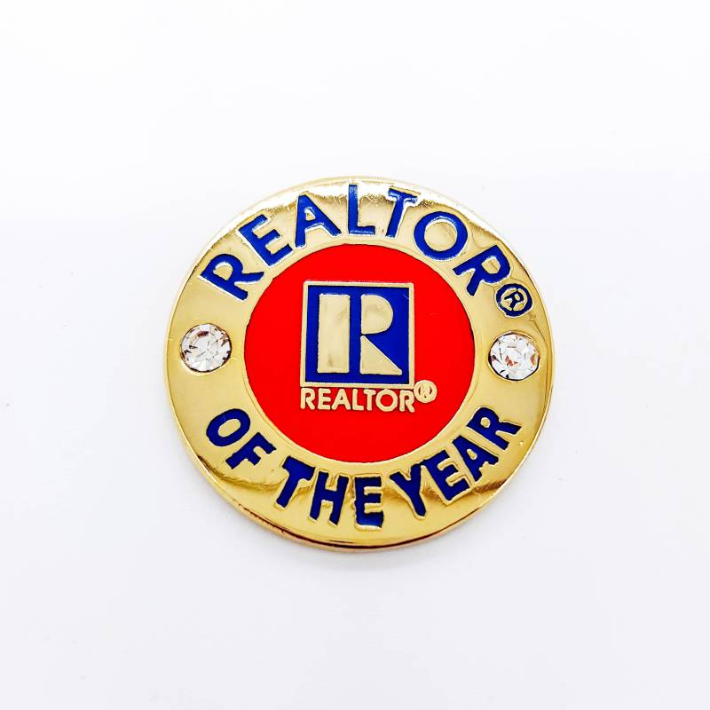 REALTOR Of the Year Pins - RTS3002