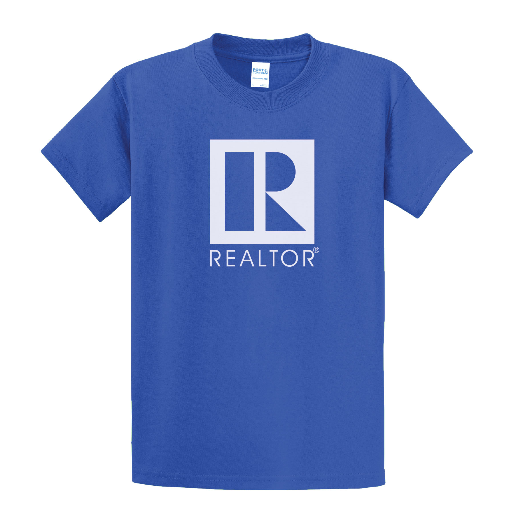 Royal Blue Value Tee Shirt - RTS4660