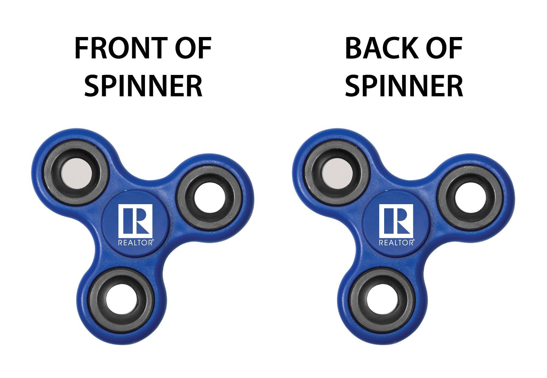 REALTOR®-logo Fidget Spinner - RTS4680