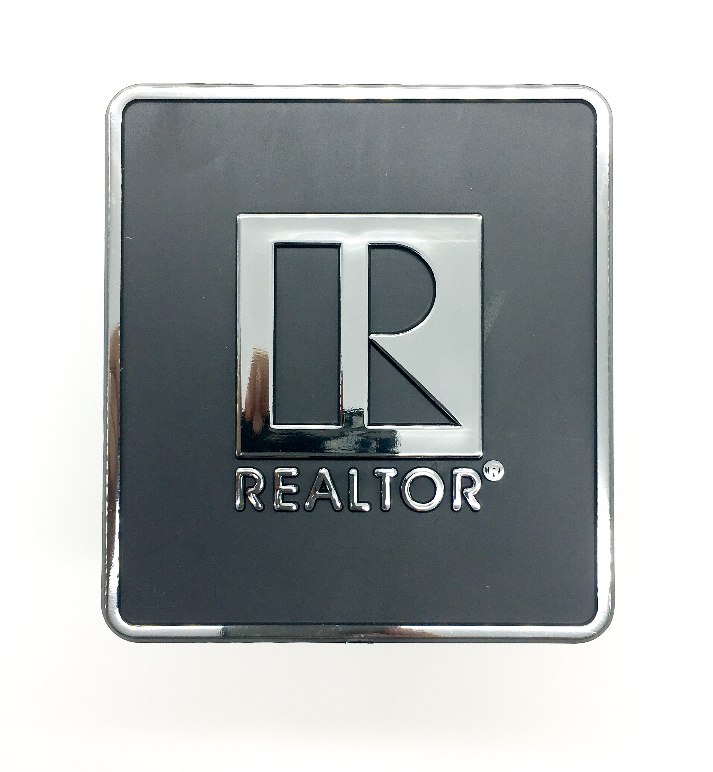 REALTOR®-logo Hitch Cover - RTS4661
