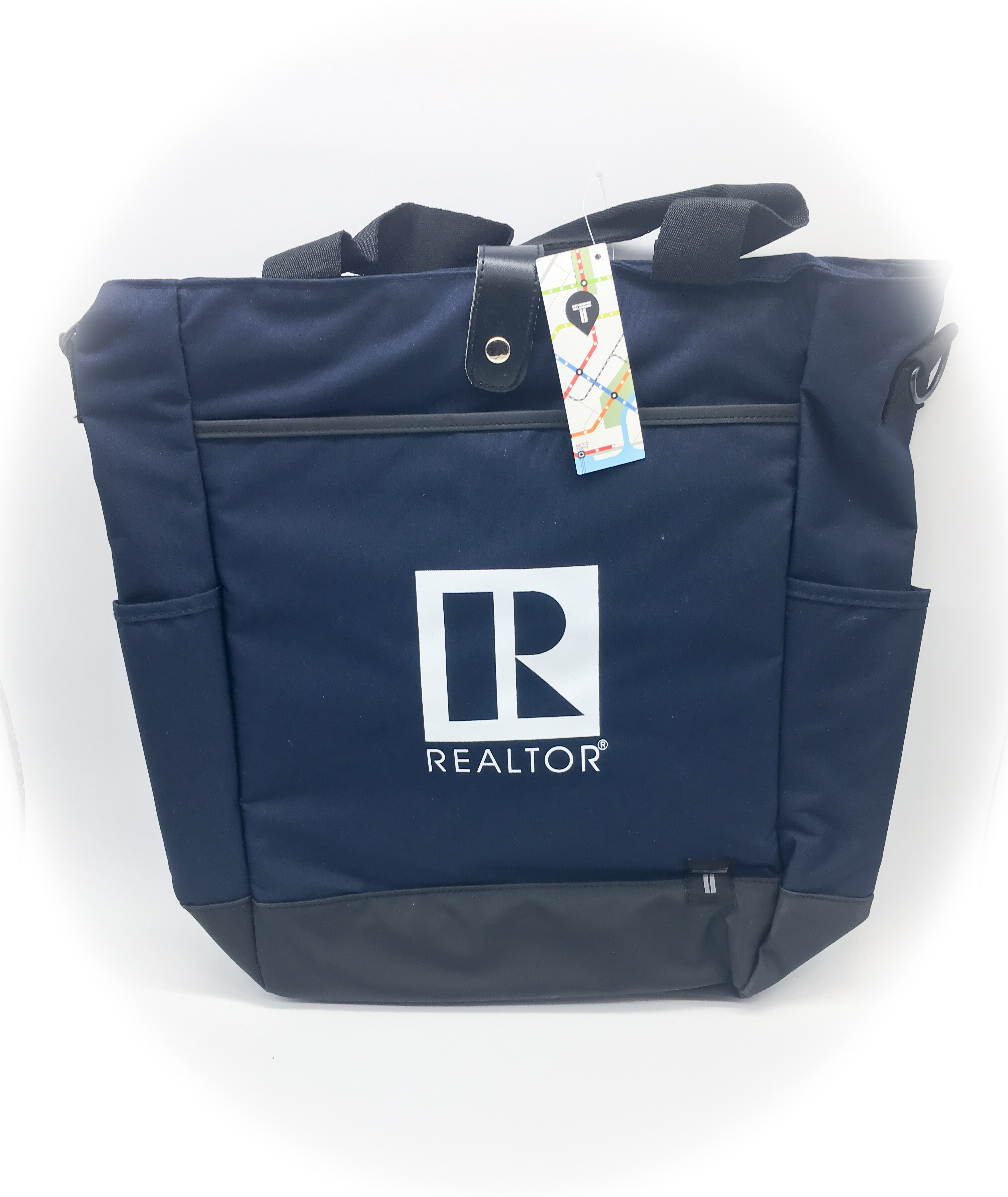 Tranzip Tall 15 Computer Tote - More stock June 30 2019 - RTS4665