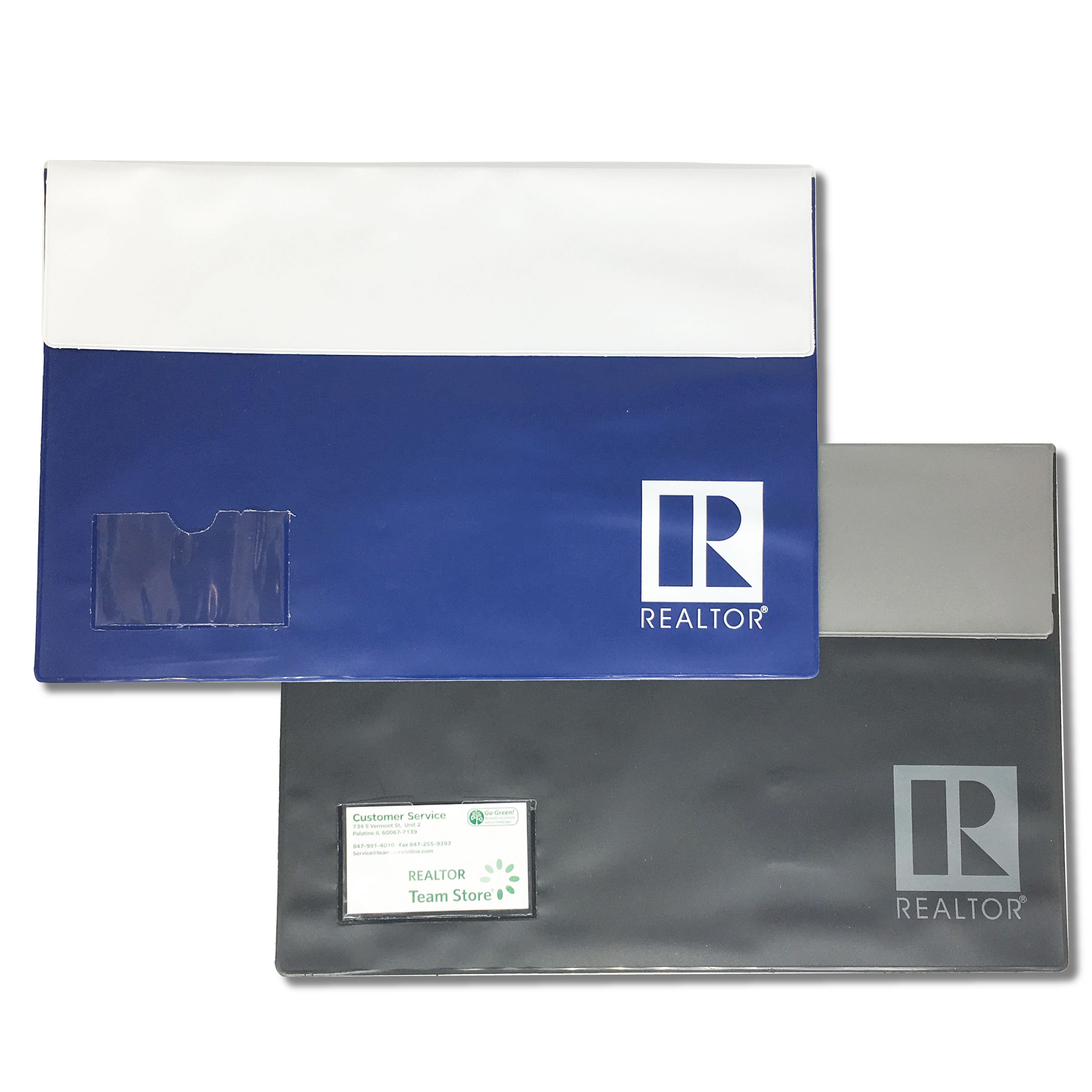 Two-Tone Legal Vinyl Folio with Business Card Case Economy,Portfolios,Holders,Pouches,Files,Documents,Closings,Letters,Padfolio,Papers,Documents,Pouch