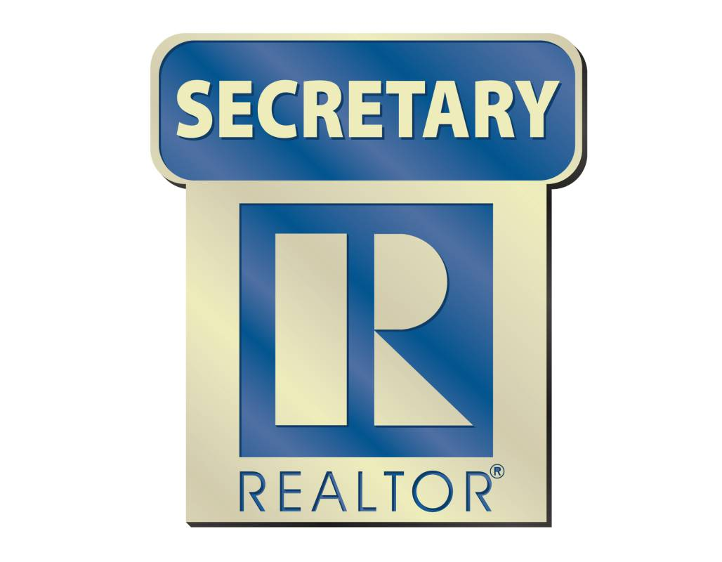 Secretary Pin pins, magnetic, realtors, lapels, stick pins, sticks, locals, states, national, secretary, boards, executives, elected, elections
