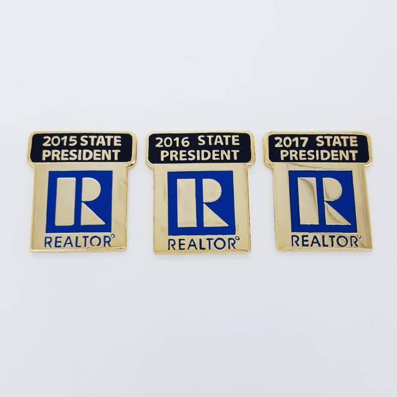 State President Pin - RTS3004