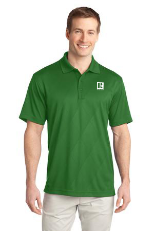 Tech Embossed Polo Polo,