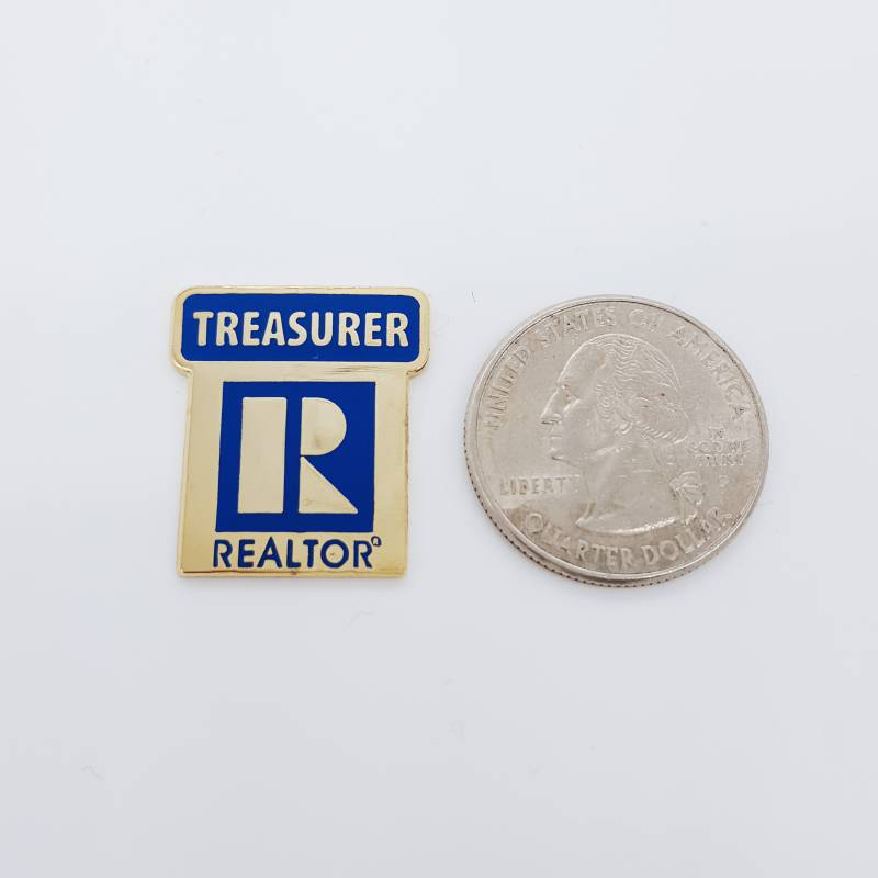 Treasurer Pin - RTS3016