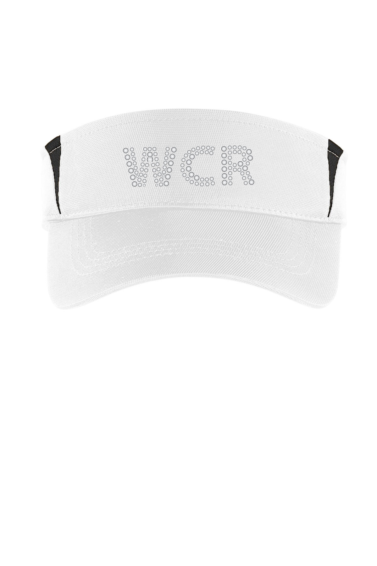 WCR Ladies Colorblocked Visor