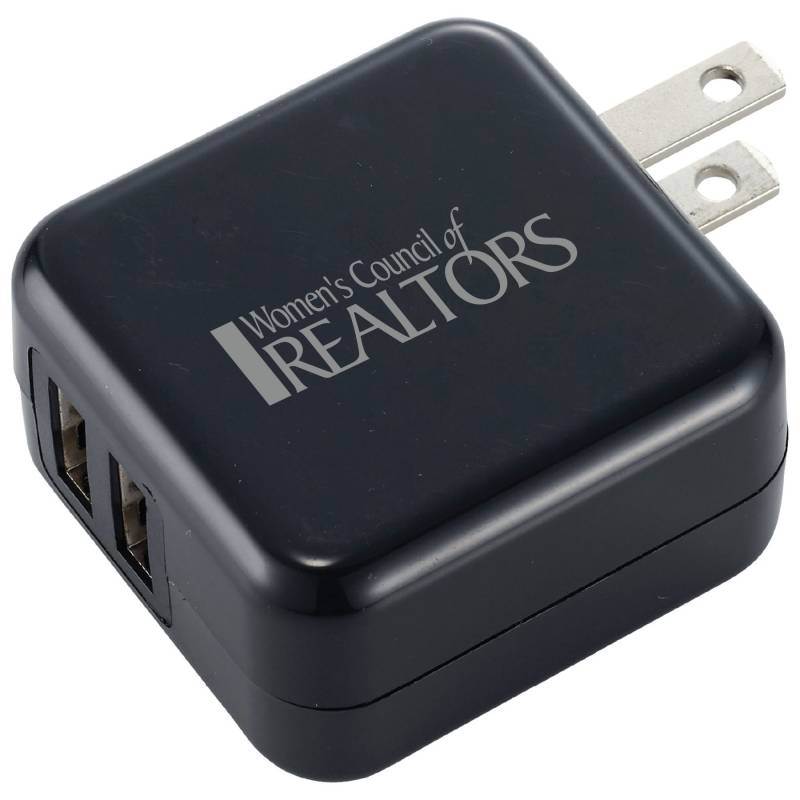 2 Port USB AC Adapter