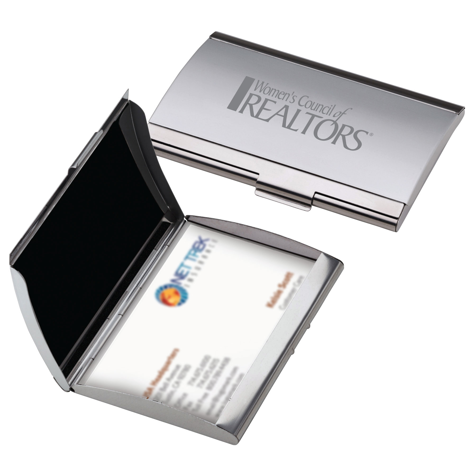 WCR Denver Business Card Case Cards,Busineses,BusinessCards,Holders,Purse,