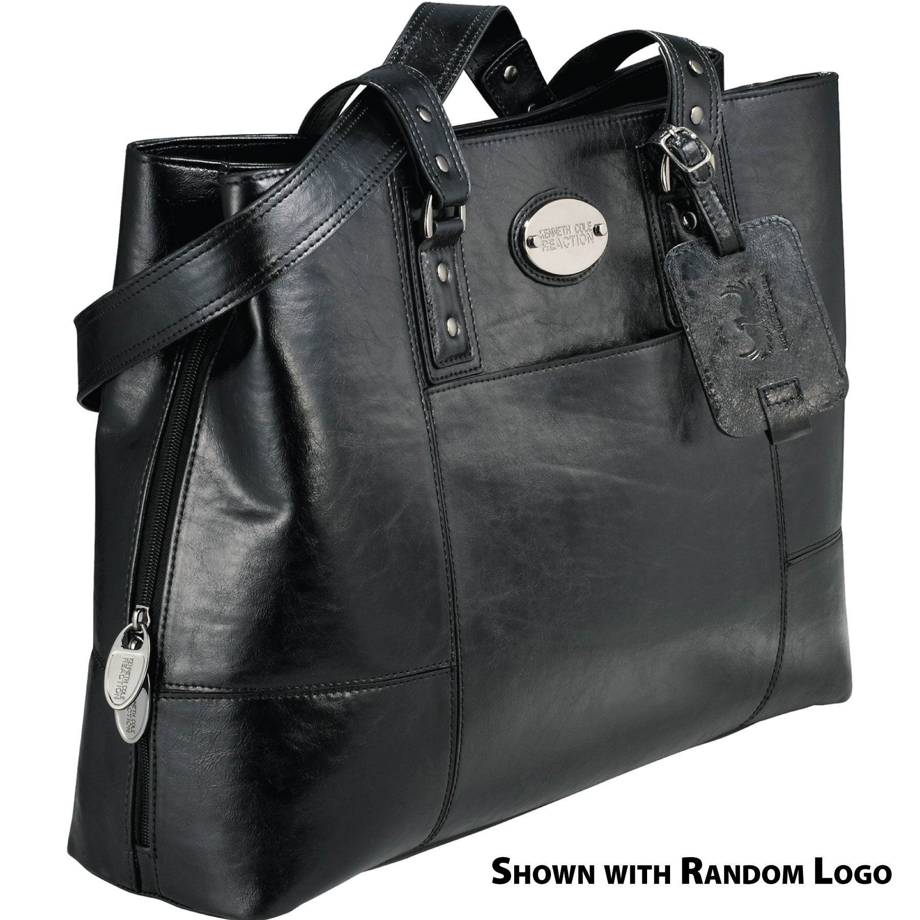 "WCR Kenneth Cole® Triple Gusset 15.4"" Computer Tote - WCR4659"