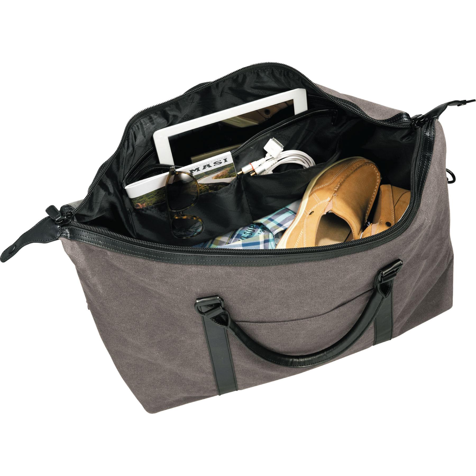 WCR Kenneth Cole® 20 Inch Canvas Duffel Bag - WCR4658