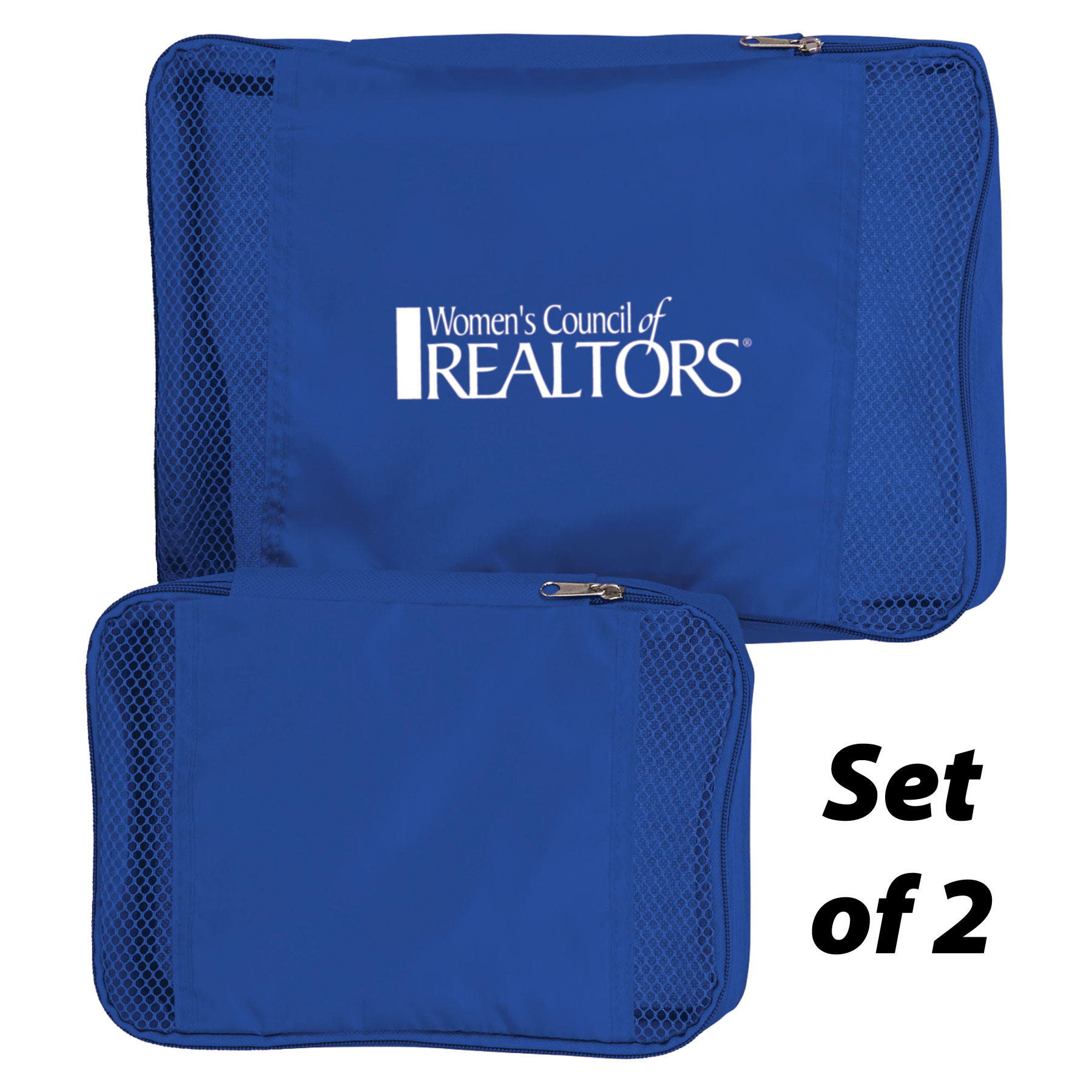 WCR Packing Cubes (Set of 2) Packings,Cubes,Cubs,Luggage,Show,Gifts
