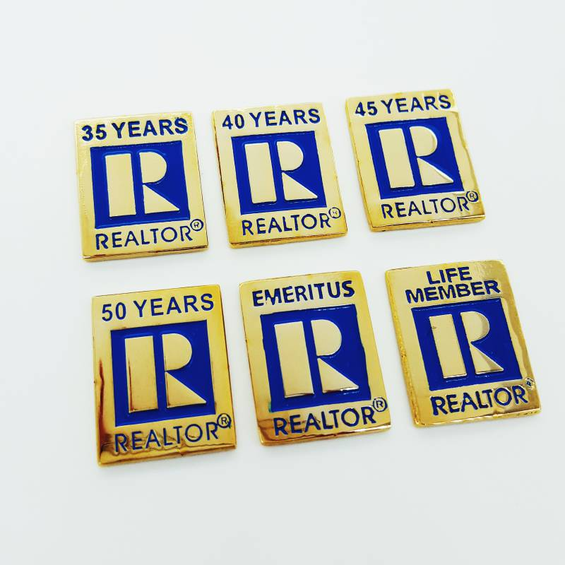 Years of Service Pins - RTS3001