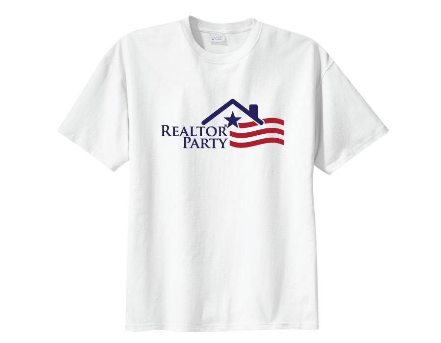 REALTOR Party Tee Shirt - RCG1140