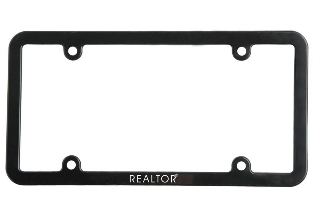 License Plate Frame  sc 1 st  REALTOR Team Store & REALTOR® License Plate Frame (RTS4010)