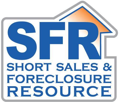 SFR Magnetic Pin pins, magnetic, realtors, lapels, stick pins, sticks, graduates, SFR, designations, certifications, designee, silvertone, silvers, shorts, sales, foreclosures