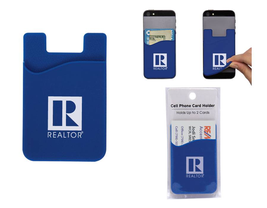 iTech Cell Phone Card Holder/Wallet - RTS4563
