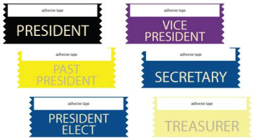 Leadership Ribbon Pack