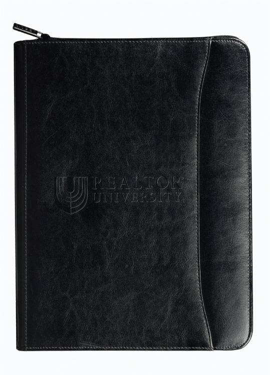 REALTOR University Leather Padfolio