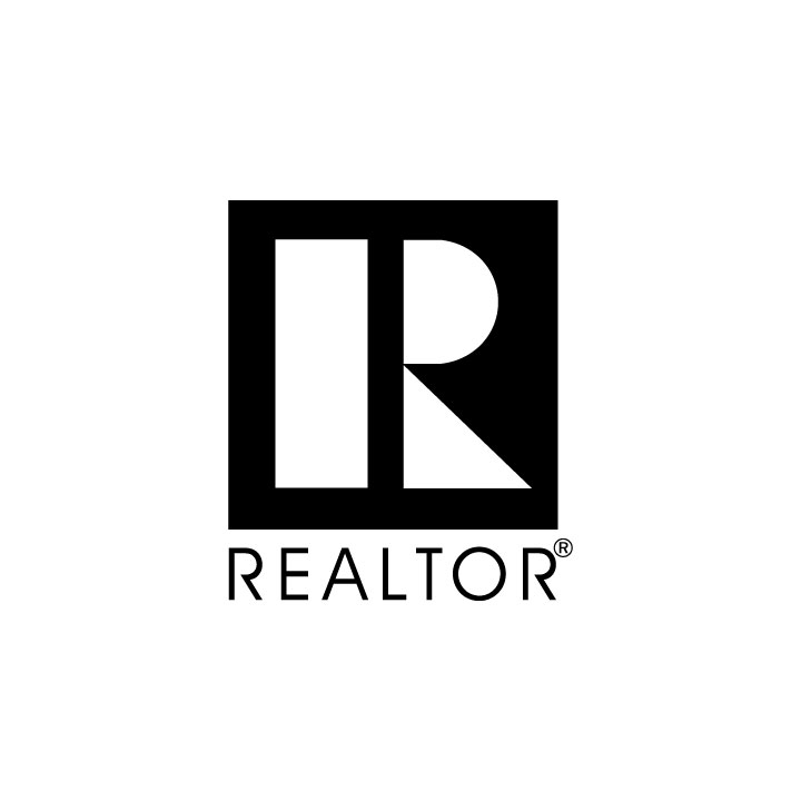 Black REALTOR - only available on Silver or Gold plate