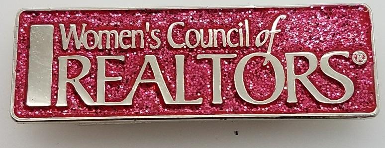 Elegant Membership Pin - WCR3038