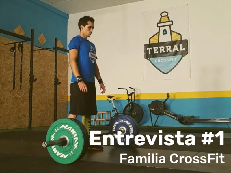Familia Terral CrossFit - Entrevista a Santi