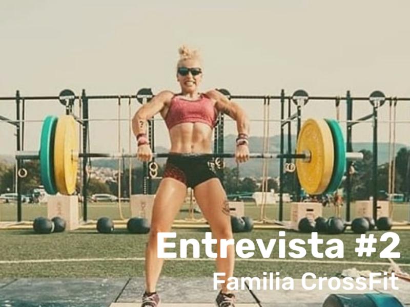 Familia Terral CrossFit - Entrevista a Patri