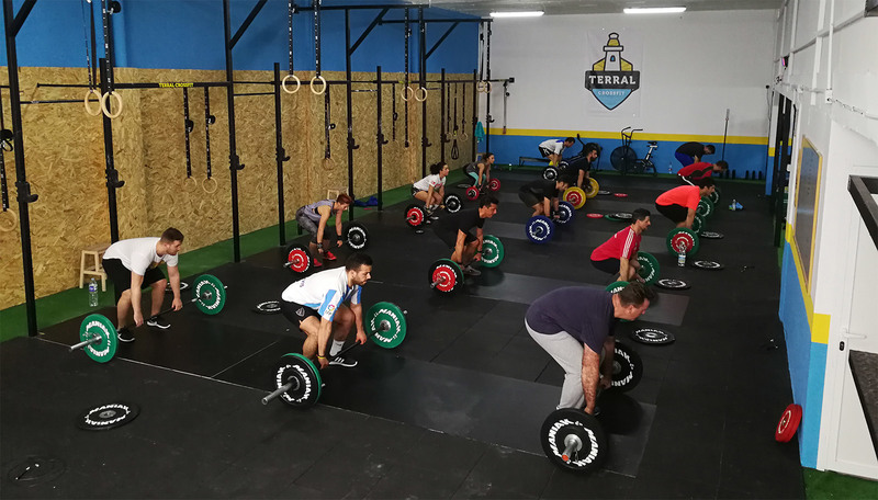 Los beneficios del CrossFit