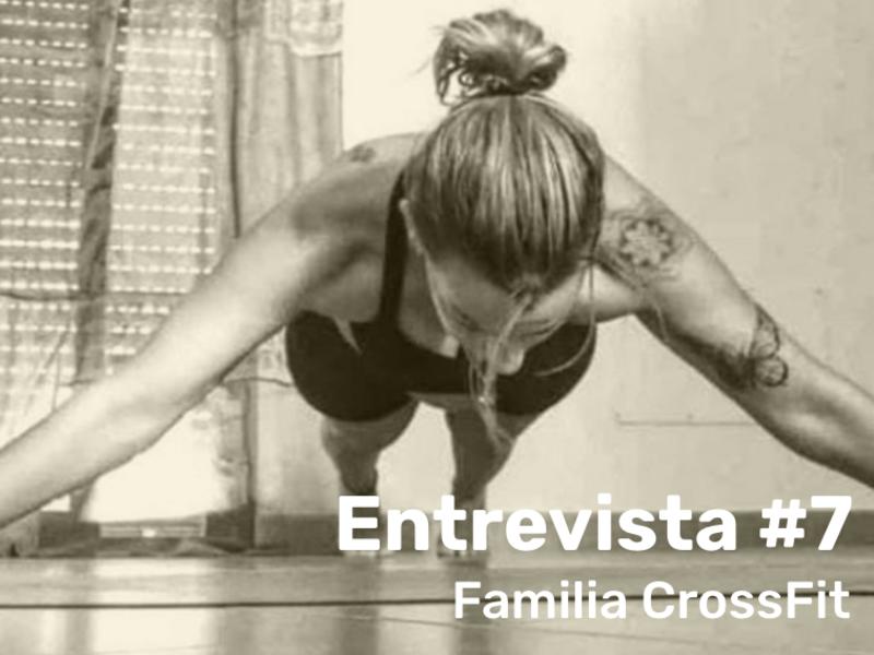 FAMILIA TERRAL CROSSFIT MÁLAGA - ENTREVISTA A Aroa